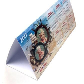 Календарь домик 21х10 (один лист)   150 р.